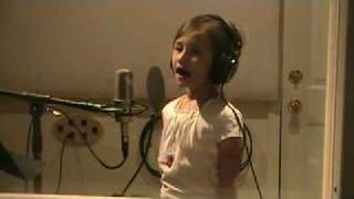 Amazing Voice  7-Year-Old Gospel Singer Belts Whitney And Celine Songs