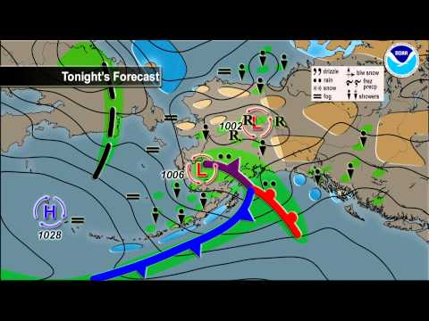 July 25, 2015 Alaska Weather Daily Briefing