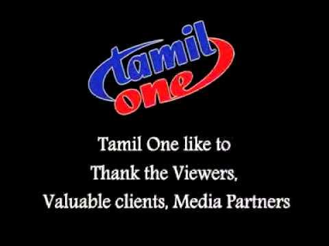 Tamil one tv and VANAKKAM fm mega blast- jothy 201