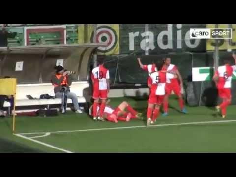 Icaro Sport. Romagna Centro-Rimini 2-2, i gol con audio live