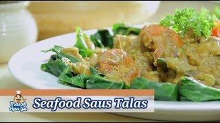 Masak Apa Ya | Seafood Saus Talas