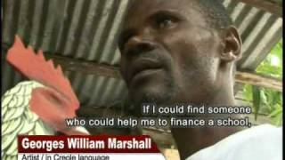 0102 01 Haiti Artists Struggle