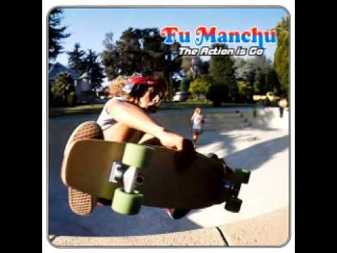 Fu Manchu - Grendel Snowman