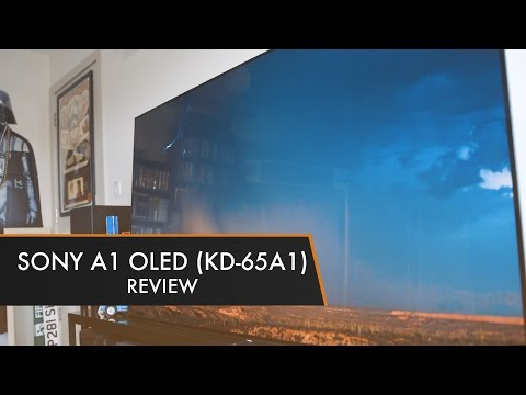 Sony A1 OLED TV (Sony KD-65A1)   Review