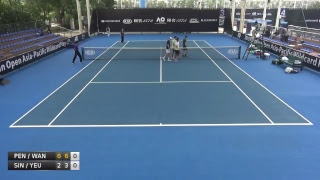 Australian Open, Уайлд-кард : Танаго Фризиан (Ж)