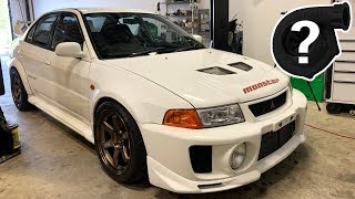 Put the PERFECT turbo on my Evo 5 - Will it beat the GTR?