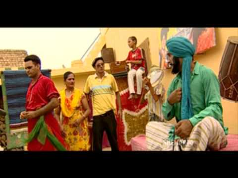 Family 422 - Part 6 Of 8 - Gurchet Chittarkar - Superhit Punjabi Comedy Movie video