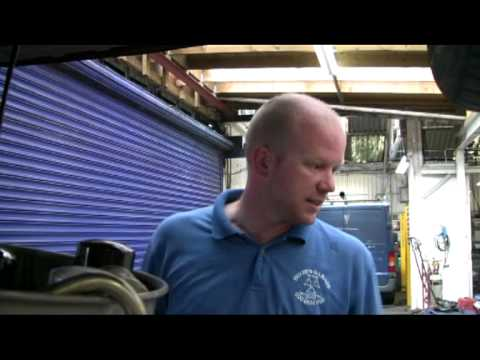 ford zetec engine service how to change oil filter oil