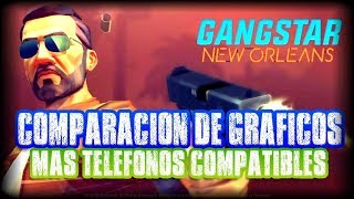 GANGSTAR NEW ORLEANS YA COMPATIBLE CON MAS DISPOSITIVOS - NUEVA ACTUALIZACION - GRAFICOS - DESCARGA