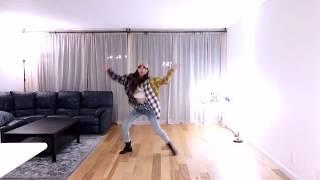 BLACKPINK Lisa - I Like it (Cardi B) Dance Cover Mirrored   Ellen and Brian