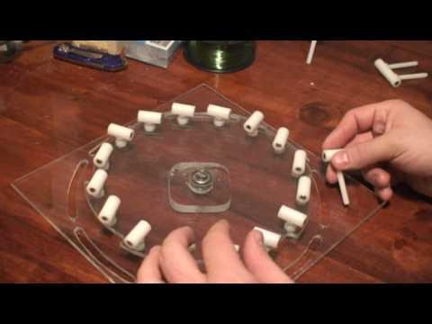 Magnet Motor, Free Energy, Overunity Test 2