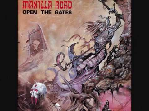 Manilla Road - Heavy Metal to The World