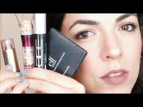 Maquillaje Para Principiantes: Rostro y Cejas