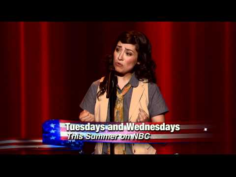 America's Got Talent - Melissa Villasenor - Semifinals - Season 6