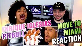 Enrique Iglesias Move To Miami Ft Pitbull Dance Version Royal Family Reaction