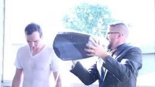 Full Suit ALS Ice Bucket Challenge (Lou Gehrig's disease)