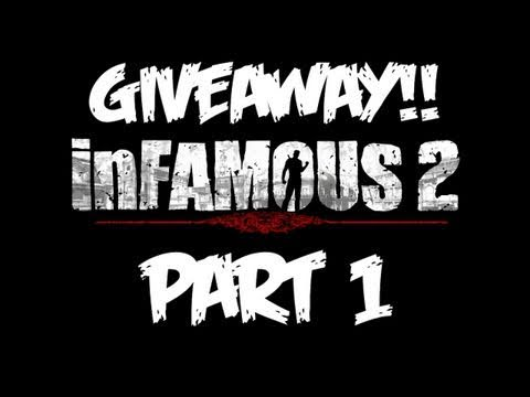 InFAMOUS 2: Walkthrough Part 1 (Gameplay & Commentary)