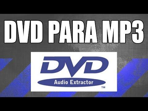 Converter DVD para MP3   Extraia o áudio de DVDs