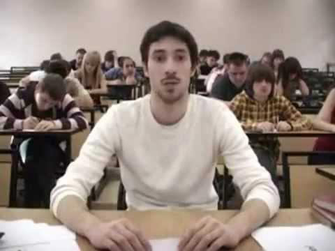 Веселая сдача экзамена по Истории (КВН)