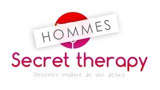 Secret Therapy  -  Parlons peu, parlons sexe -  sexualité masculine sans tabous