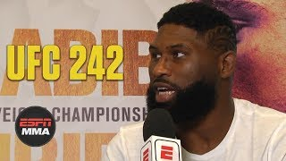 Curtis Blaydes: Going home with half of a paycheck is no longer an option | UFC 242 | ESPN MMA