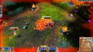 League of Legends - R T : PetShop ! Game magnifique et très tendue !