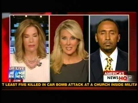 Mary Walter on Americas News HQ, on the Fox News Channel November 25th 2012