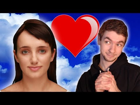 Cleverbot Evie | Reading Cheesy Chat Up Lines | Evie Wants The D video