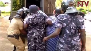 Hearing of assault case against former FDC president Kizza Besigye flops