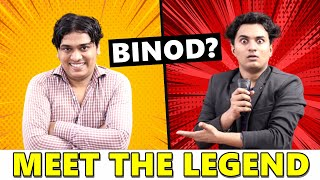 Meet The Real BINOD !! | Shetty Brothers