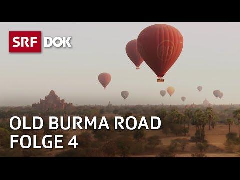 «Old Burma Road» – Von Bagan nach Yangon (Folge 4)