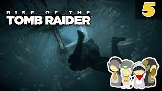 Rise of the Tomb Raider Episode 5:  LETS GET OUT OF HERE JACOB!!