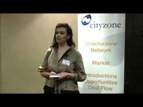 Sarah Todd, International Trade Adviser, UK Trade & Investment London @ directorBAR / tech city