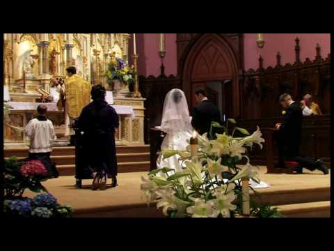 Catholic Wedding Ceremony Songs