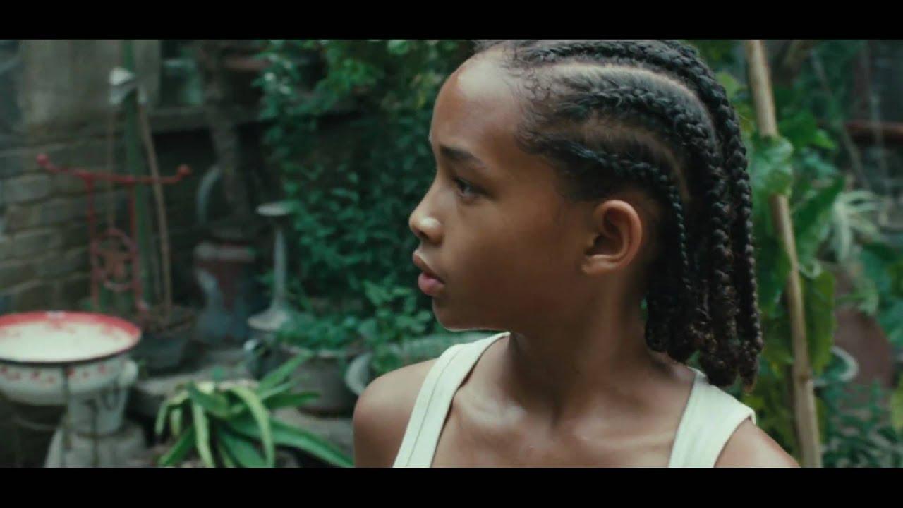 You Tube Karate Kid Trailer