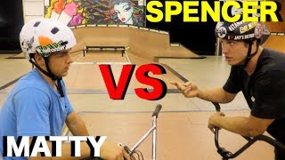 Game of BIKE: Matty Cranmer Vs. Spencer Foresman