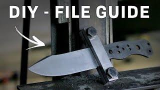 FILE GUIDE! - Knife Making