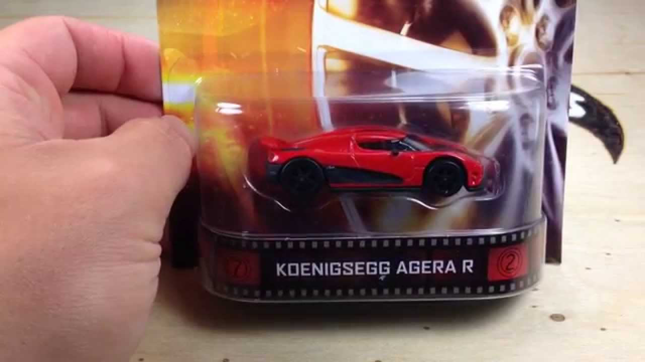 Hot Wheels 2014 Retro Entertainment C Case Need For Speed ...