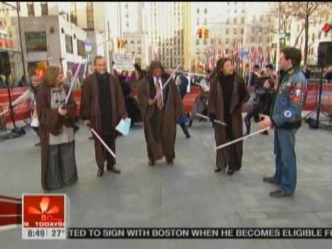 NY Jedi Today Show Segment 1with Teasers