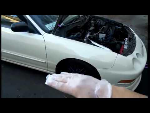 Exhaust Integra 94 Integra Sedan Full Exhaust