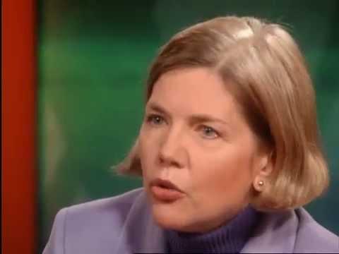 Elizabeth Warren - Hillary Clinton and Bankruptcy Law - 2004