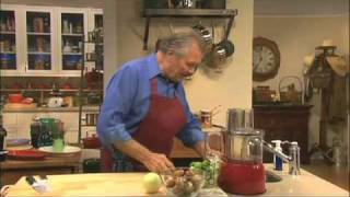 Brussels Sprout Love (210): Jacques Pépin: More Fast Food My Way