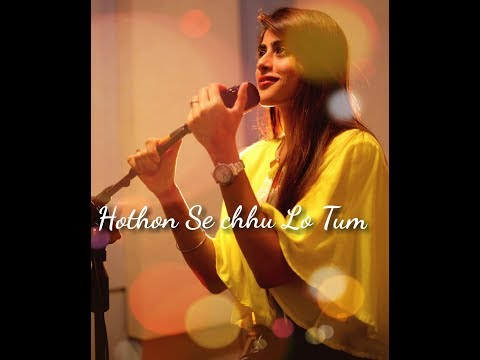 Hothon Se Chhulo Tum Cover by Raveen Anand | Sunny Viswanath