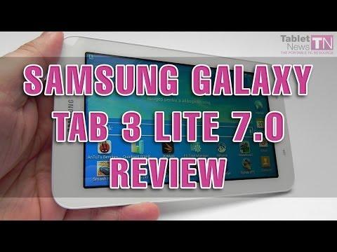 Samsung Galaxy Tab 3 Lite 7.0 Review - Tablet-News.com