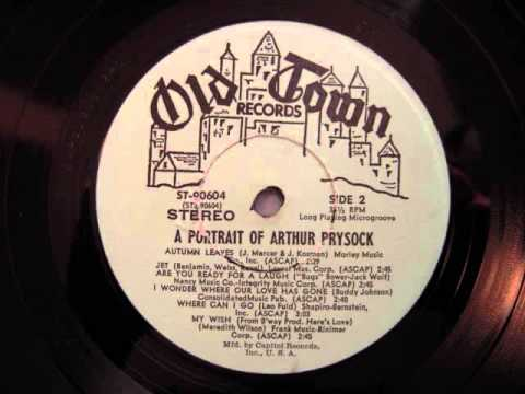 Arthur Prysock - What Will I Tell My Heart / When Day Is Done