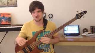 """Mixolydian Scales for Bass + """"All Blues"""" and """"The Chicken"""""""