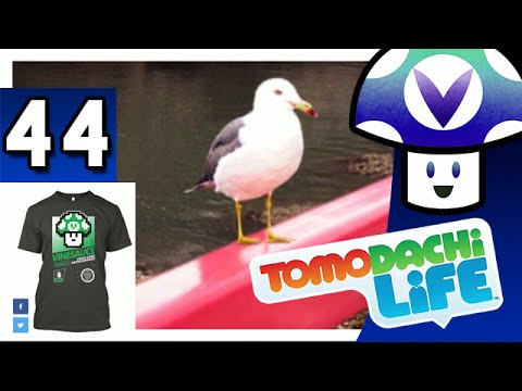 [Vinesauce] Vinny - Tomodachi Life (part 44) **NEW Vinesauce Shirts!**