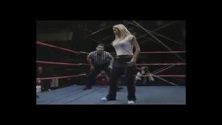 Full Naked fight in WWE Divas Buch Match