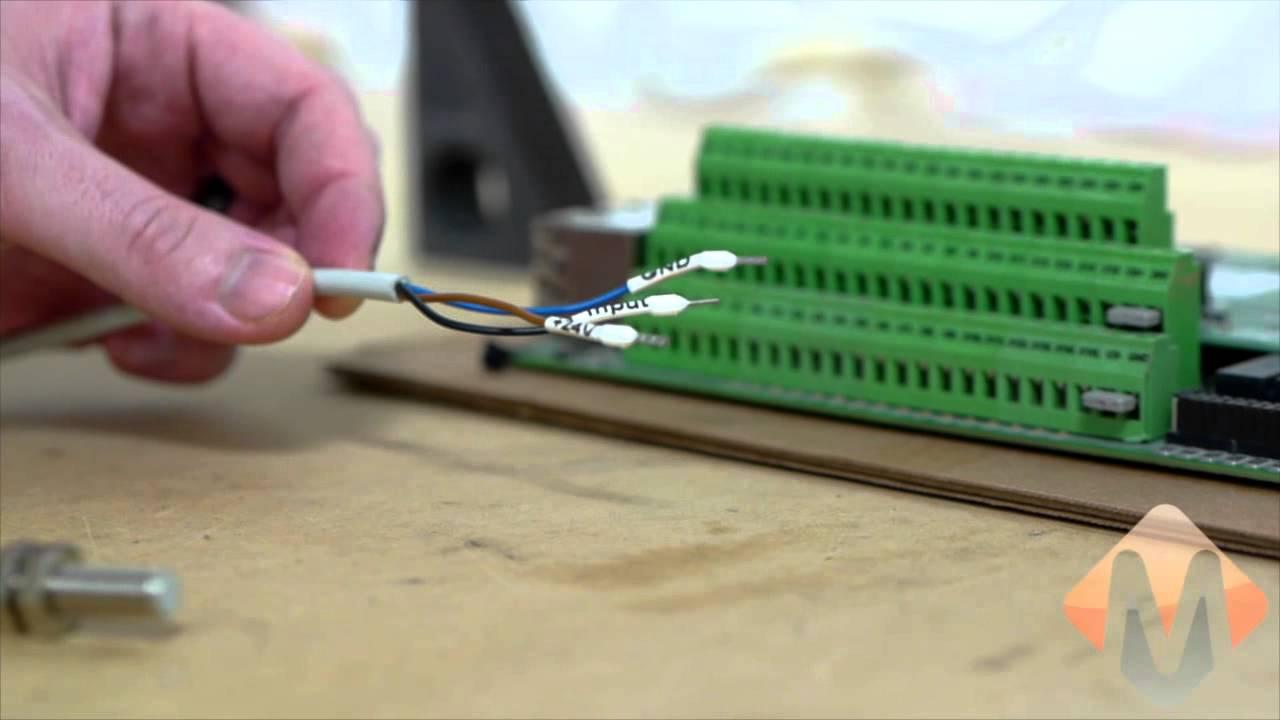 Wiring Pnp Proximity Switch-apollo Iii