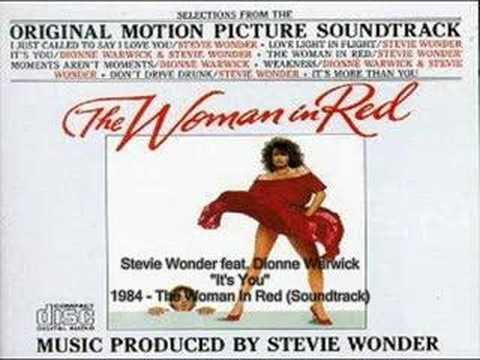 Stevie Wonder - It's You feat. Dionne Warwick klip izle